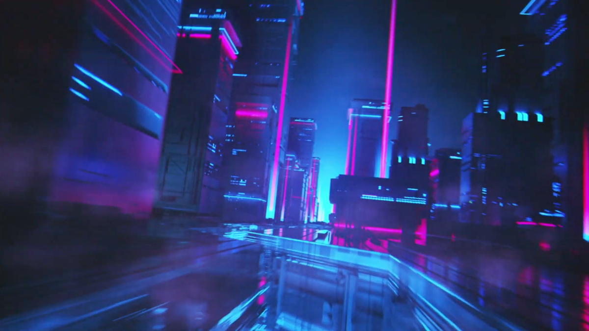 Video: When Androids Dream of Sunset