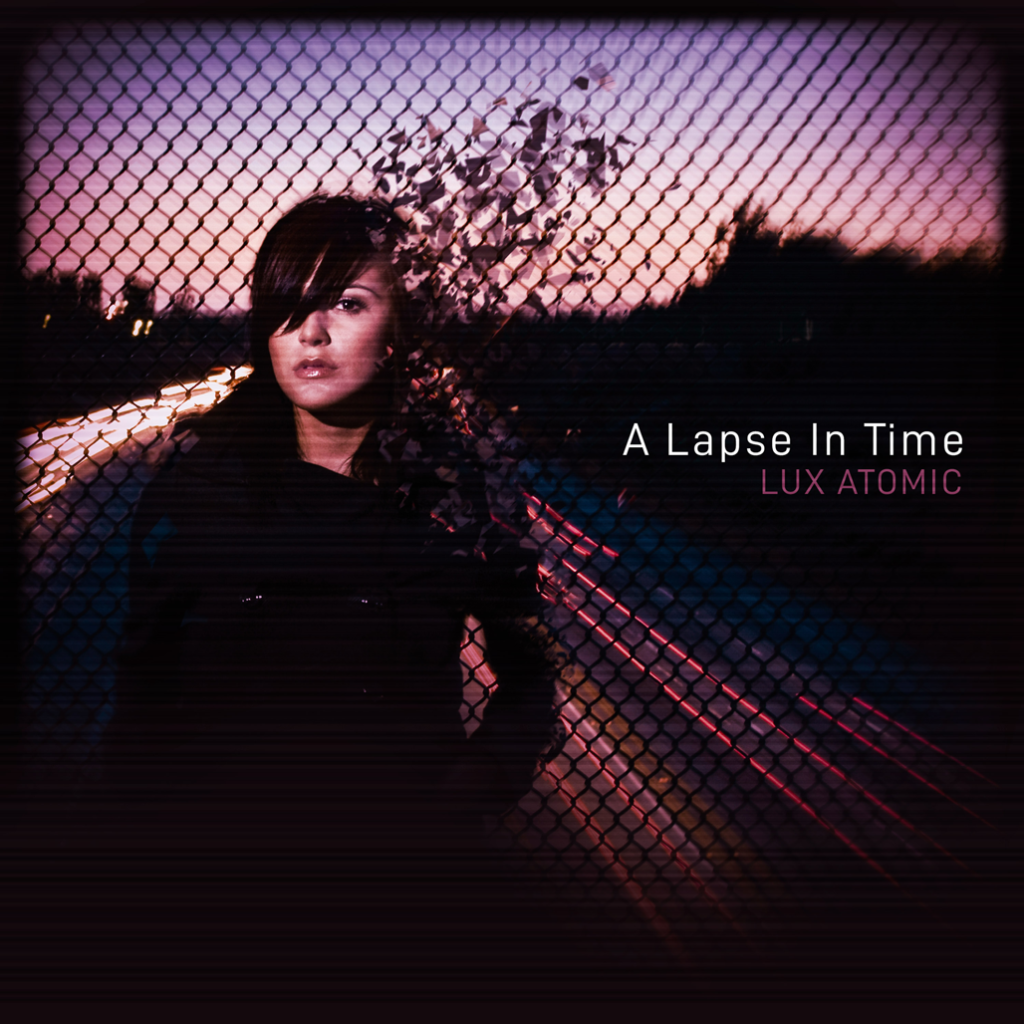 Lux Atomic Single: A Lapse In Time Album Artwork